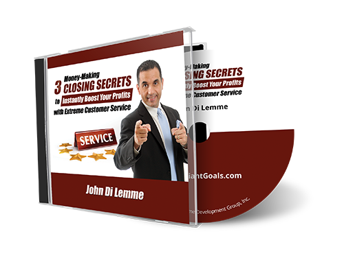 *3* Money-Making Closing Secrets to Instantly Boost Your Profits with Extreme Customer Service