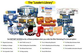 Elite Marketing Pro Leaders Library