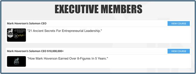ILN Executive Membership