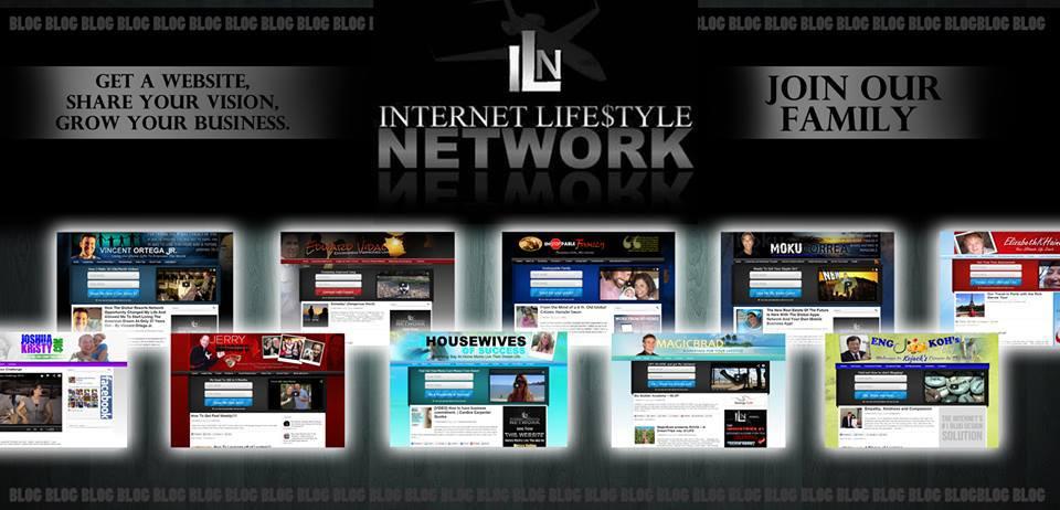 Internet Lifestyle Network blogs
