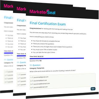 MarketerSeal